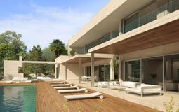 Villa in Son Vida - Pool and terrace