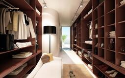 Villa in Son Vida - Dressing room