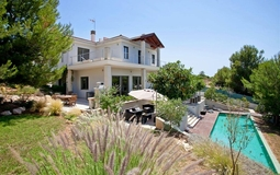 Villa in Cala Vinyes - Modern villa with pool