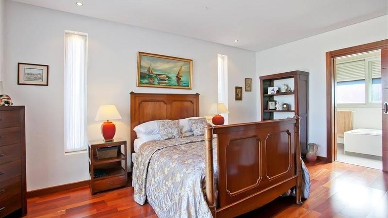 Villa in Cala Vinyes - En suite bedroom area