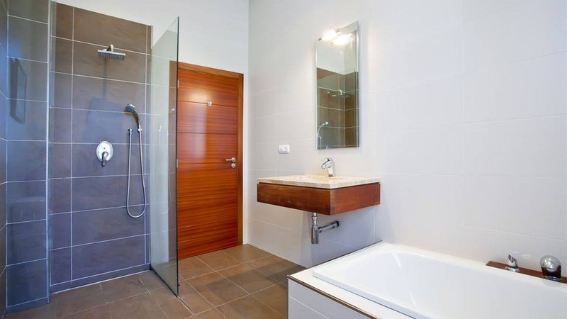 Villa in Cala Vinyes - Bathroom en suite