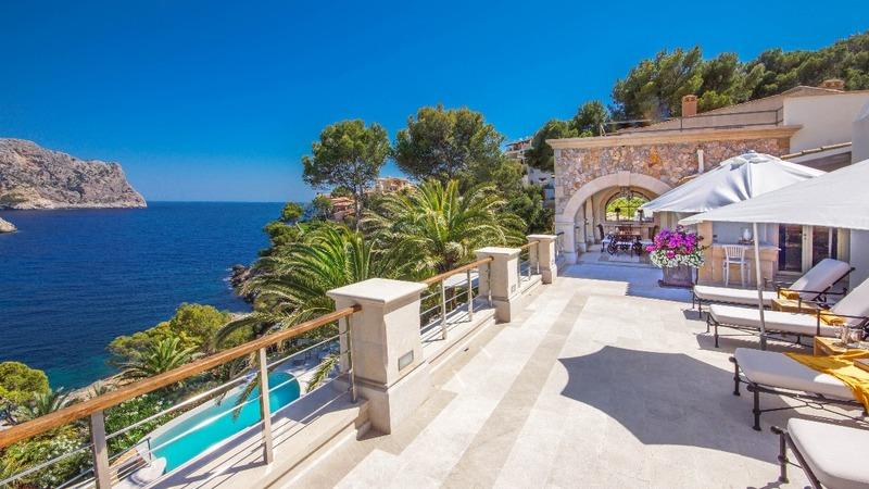 Villa in La Mola - Sunny terrace3
