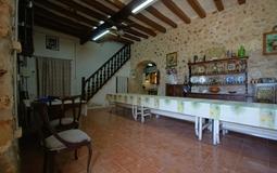 Finca in Palma de Mallorca - Living and dining room