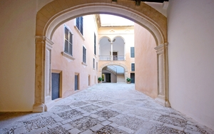 Apartment Duplex in Palma de Mallorca - Main Entrance