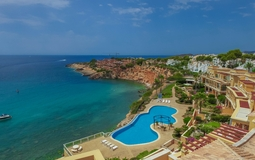 Penthouse in Nova Santa Ponsa - Complex from above1