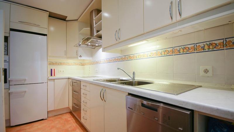 Penthouse in Nova Santa Ponsa - Kitchen