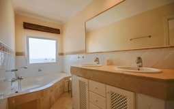 Penthouse in Nova Santa Ponsa - Master bath