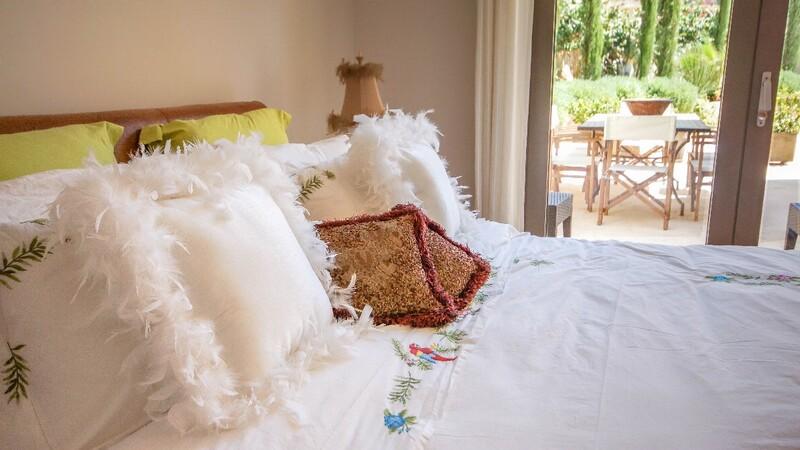 Villa in Son Vida - Bedroom downstair1