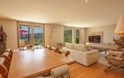 Villa in Son Vida - Living and dining area