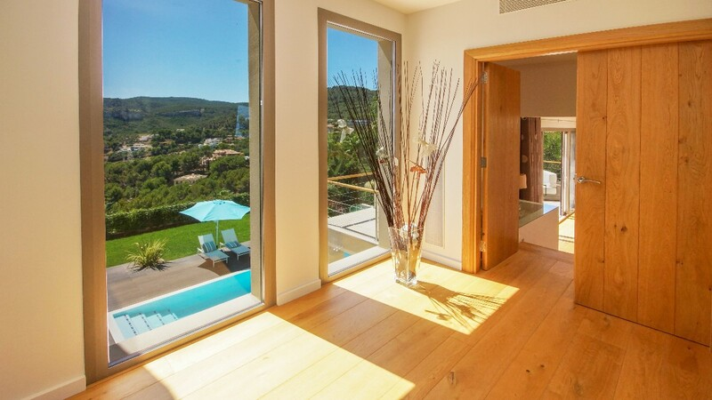 Villa in Son Vida - Master bed entrance