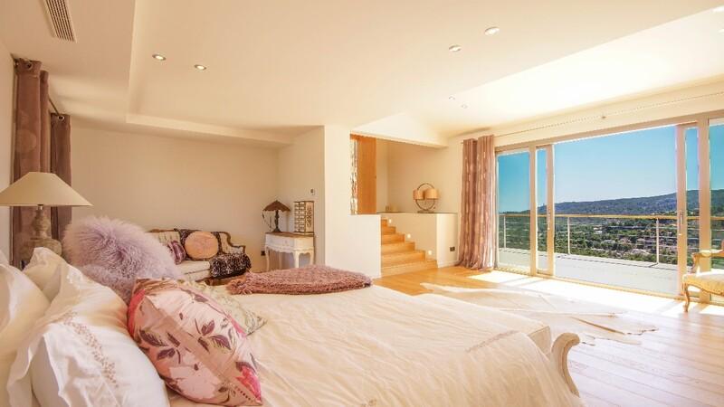 Villa in Son Vida - Master Suite1