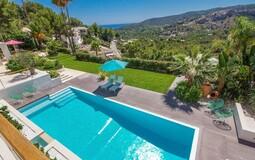 Villa in Son Vida - View from upper terrace