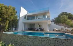Villa in Costa D´en Blanes - Building view1