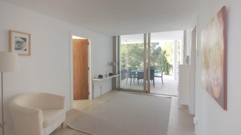 Villa in Costa D´en Blanes - Lower entrance hall
