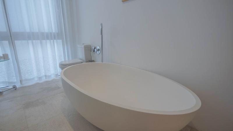 Villa in Costa D´en Blanes - Master suite bath