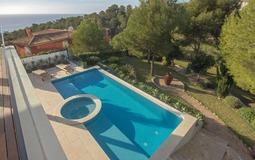 Villa in Costa D´en Blanes - Pool & sea view