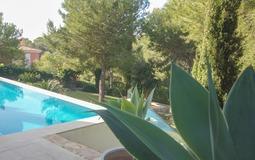 Villa in Costa D´en Blanes - Pool terrace1