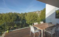 Villa in Costa D´en Blanes - Terrace dining
