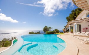 Villa in Puerto Andratx - Pool terrace and lounge