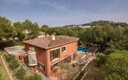 Villa in Costa de la Calma - Aerial View
