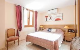 Villa in Costa de la Calma - Guest apartment bedroom1