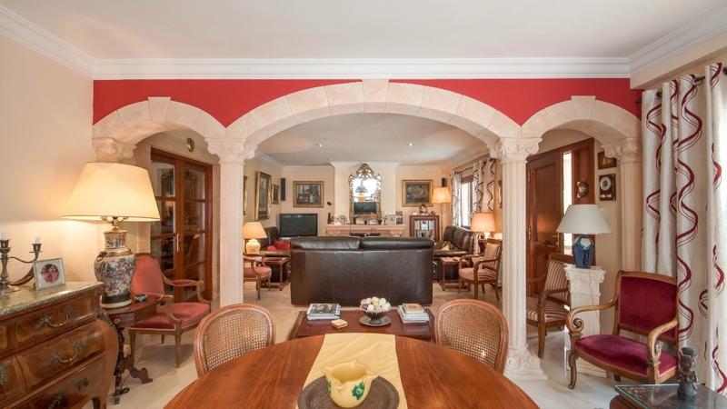 Villa in Costa de la Calma - Living area