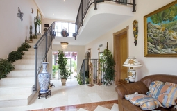 Villa in Cala Vinyes - Entrance hall