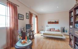 Villa in Cala Vinyes - Master bedroom