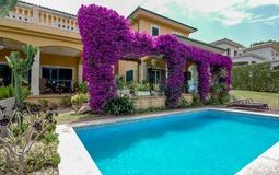 Villa in Cala Vinyes - Pool