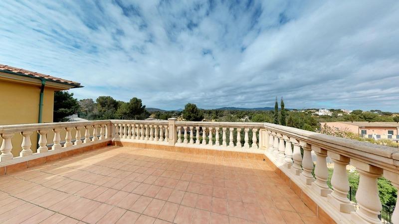 Villa in Cala Vinyes - Stunning Terrace Views