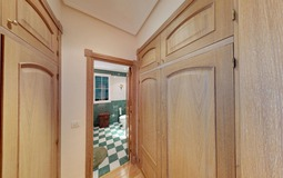 Villa in Cala Vinyes - Immaculate Wooden Wardrobes