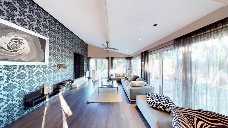 Villa in El Toro - Port Adriano - Living room