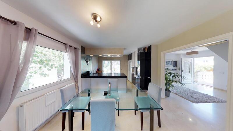 Villa in El Toro - Port Adriano - Dining room