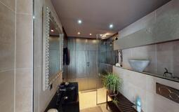 Villa in El Toro - Port Adriano - Guest Bathroom