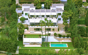 Villa in Son Vida - Aerial