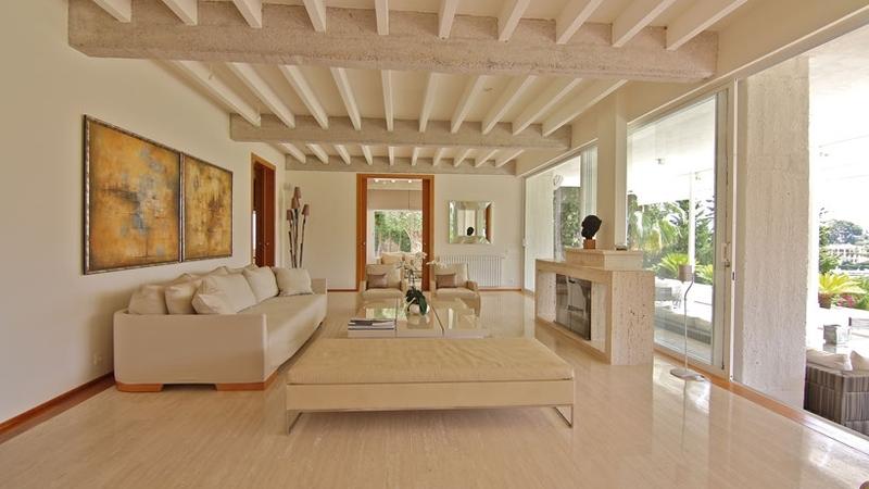 Villa in Son Vida - Living