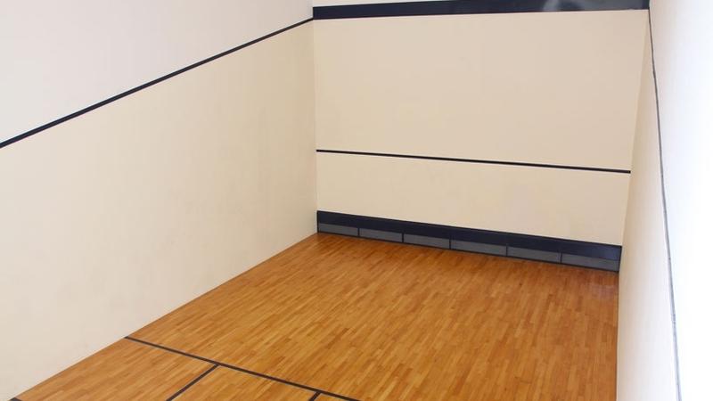 Villa in Son Vida - Squash court