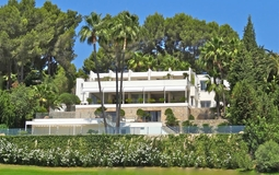Villa in Son Vida - View from golf