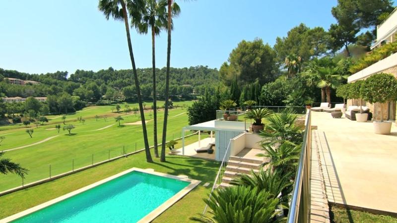 Villa in Son Vida - Views