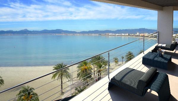 Penthouse in Arenal - DSCN6515_balkon
