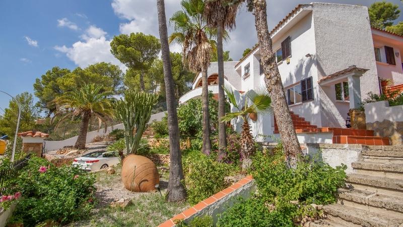 Villa in Costa de la Calma - Garden (2)