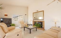 Villa in Costa de la Calma - LIVING WITH FIREPLACE