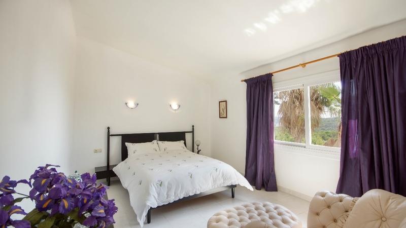 Villa in Costa de la Calma - MASTER BEDROOM
