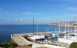 Villa in El Toro - Port Adriano - Sea & Port views