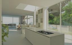 Villa in El Toro - Port Adriano - Kitchen