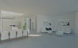 Villa in El Toro - Port Adriano - Living & Dining