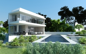 Villa in El Toro - Port Adriano - Pool + garden