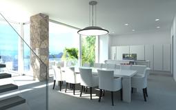 Villa in Costa D´en Blanes - Dining