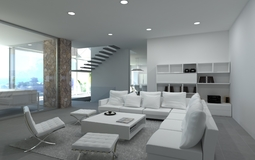 Villa in Costa D´en Blanes - Sitting room