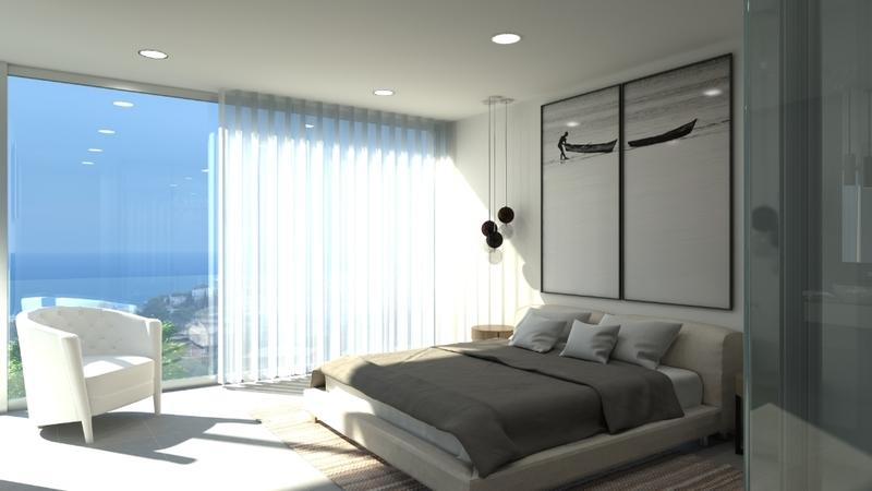 Villa in Costa D´en Blanes - Guest bedroom
